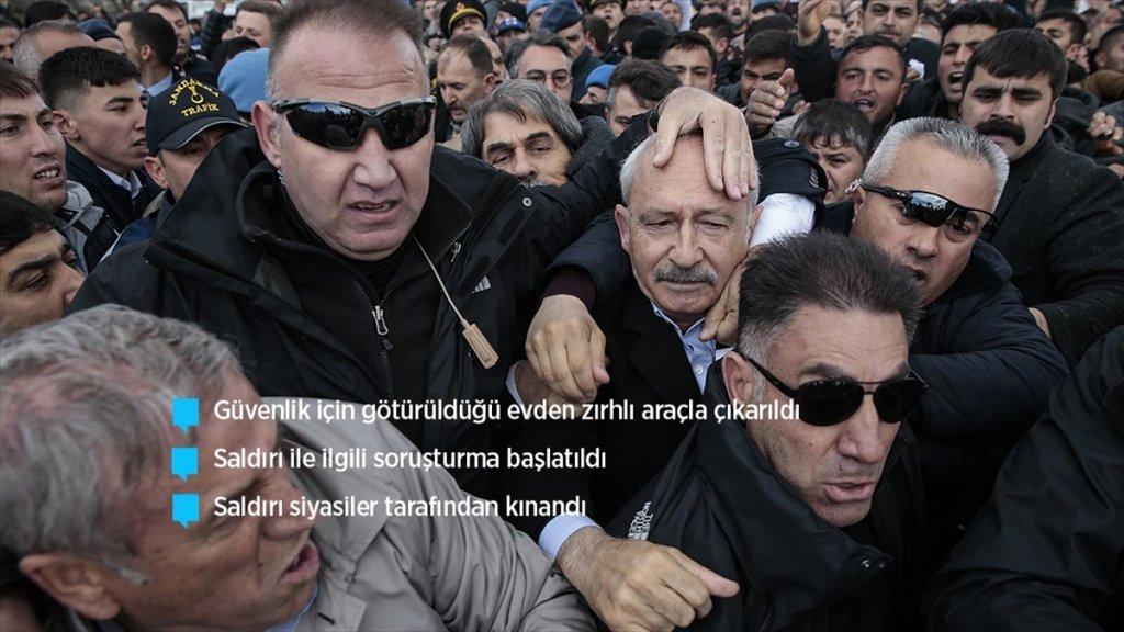 Türkiye'nin konuştuğu ayıp