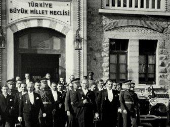 19 Mayıs 1919'dan Türkiye Büyük Millet Meclisi'nin Açılışına