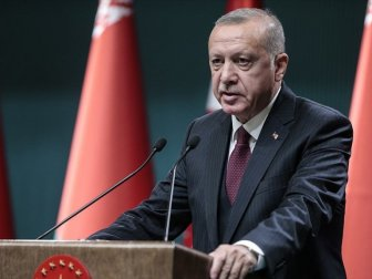 Erdoğan: 'Şiddeti Asla Tasvip Edemeyiz'