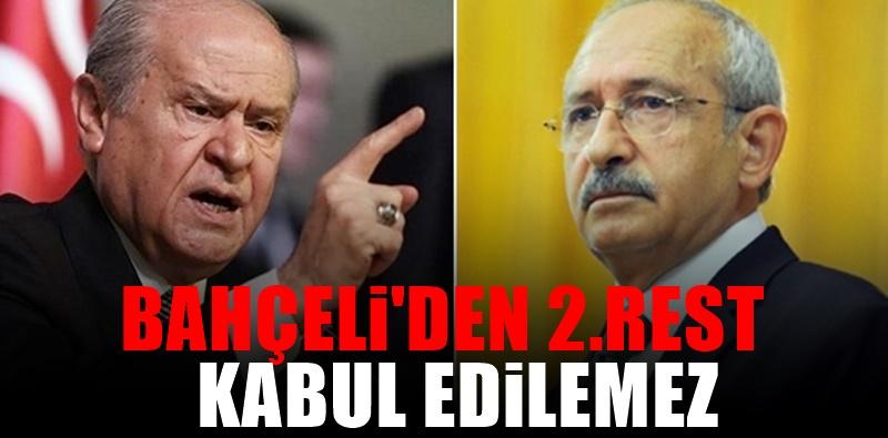 Bahçeli'den Kılıçdaroğlu çağrısı! Başka kimler gözaltına alınmalı