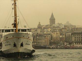 Türkiye'nin Batı Kesimlerine Toz Taşınımı Uyarısı