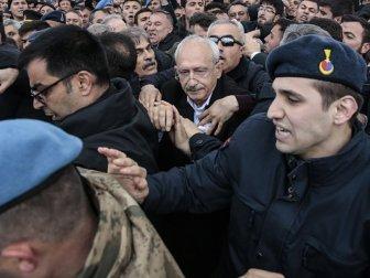 CHP, Kemal Kılıçdaroğlu'na Yönelik Saldırı İçin Mecliste Araştırma İstedi