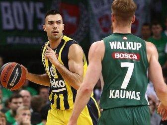 Fenerbahçe Basketbol Takımı Dörtlü Final İçin Sahada