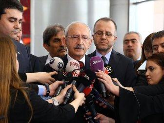 CHP Genel Başkanı Kılıçdaroğlu: 'Sağduyumuzu Korumak Zorundayız'