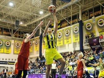 Kadınlar Basketbol Süper Ligi'nde Derbi Heyecanı