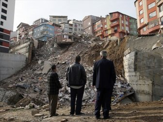Bakanlıktan Kağıthane'de Mağdur Olan Hanelere 745 Bin Lira Kaynak Aktarıldı