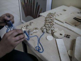 Lise Öğrencileri Tasarım Beceri Atölyelerinde Sanatla Buluşacak