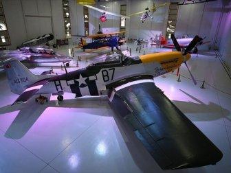 Bozkırın Ortasında 'Uçan' Müze