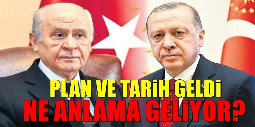 Erdoğan neden 'Türkiye İttifakı' dedi? İşte planı