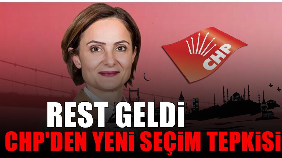 Canan Kaftancıoğlu'ndan YSK kararıyla ilgili mesaj