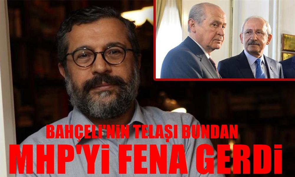 Soner Yalçın'ın MHP'yi Ayağa kaldıran bilgisi