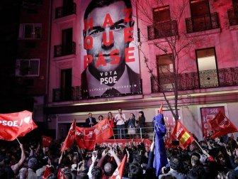 İspanya'da Sosyalistlerin İlk Tercihi Azınlık Hükümeti