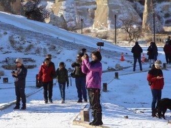 Türkiye, Yılın İlk Çeyreğinde 6 Milyon 859 Bin 710 Ziyaretçi Ağırladı