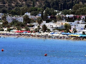 TÜİK, Turizm Geliri Geçen Yıla Göre Arttı