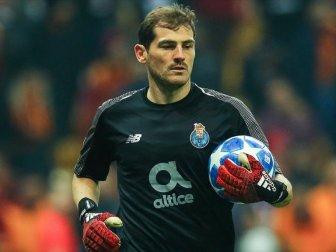 İspanyol Kaleci Casillas Futbolseverleri Korkuttu