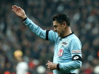 Beşiktaş-Galatasaray Derbisini Bülent Yıldırım Yönetecek