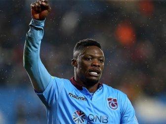 Trabzonspor, İtalyan Futbolcu Ekuban'ın Bonservisini Alıyor
