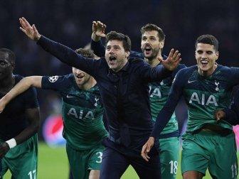 Tottenham UEFA Şampiyonlar Ligi Finaline Yükseldi
