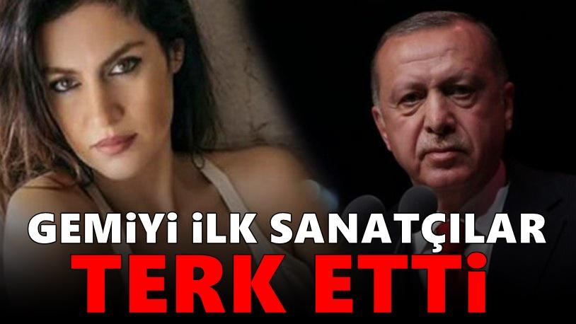 Tuğba Ekinci, Erdoğan'ın fotoğrafını paylaşarak özür diledi