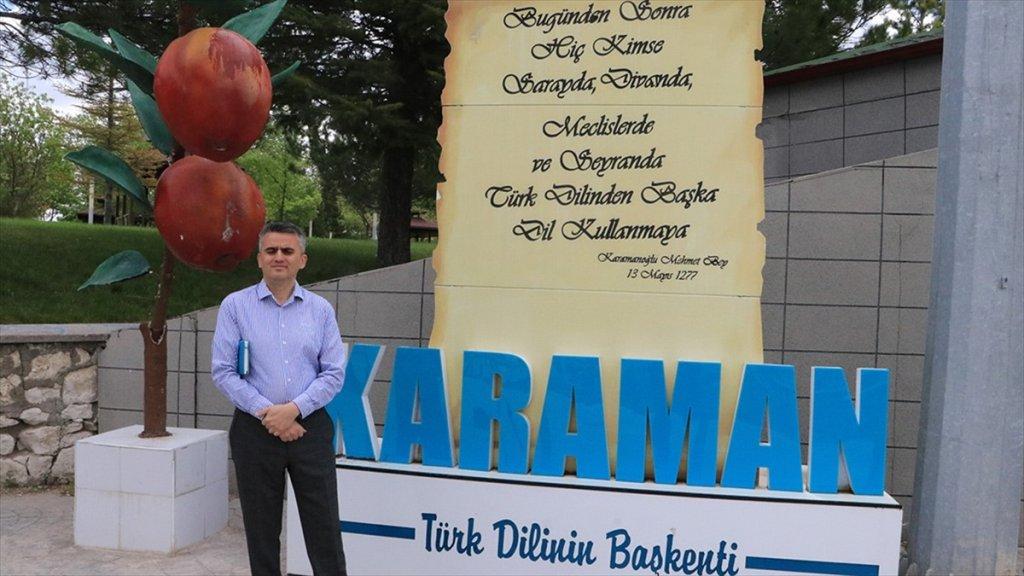 'Türkçenin Başkenti'nde Türk Dil Bayramı Coşkusu