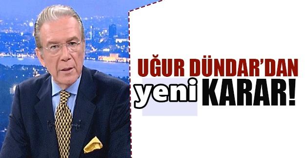 Uğur Dündar'dan yeni TV kanalı müjdesi