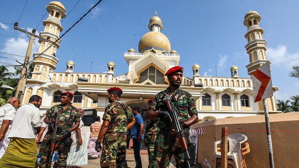 Sri Lanka'da gerginlik sürüyor