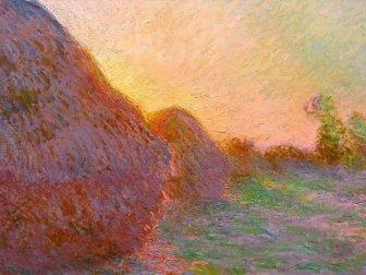 Claude Monet'nin Monet Tablosu Rekor Fiyata Satıldı