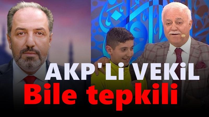 Nihat Hatipoğlu için harekete geçildi! AKP bile tepkili