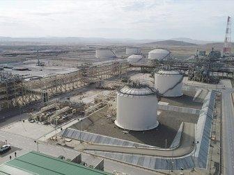 Şah Deniz Gazının Avrupa Kapısı Tap'ta Son Düzlük