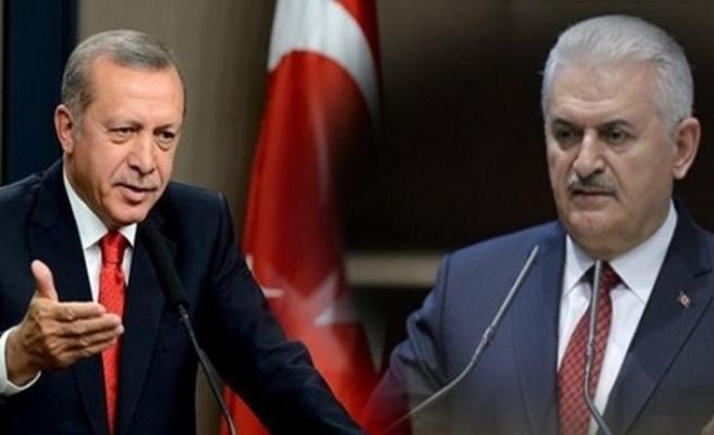Binali Yıldırım'dan Erdoğan'ı kızdıracak açıklama