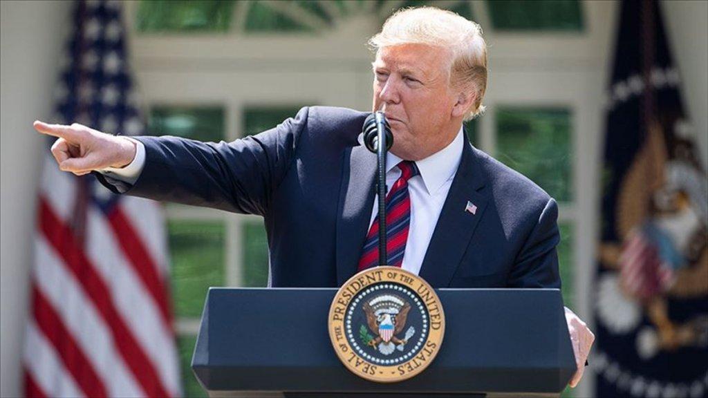 Trump'tan Meksika'ya Gözdağı