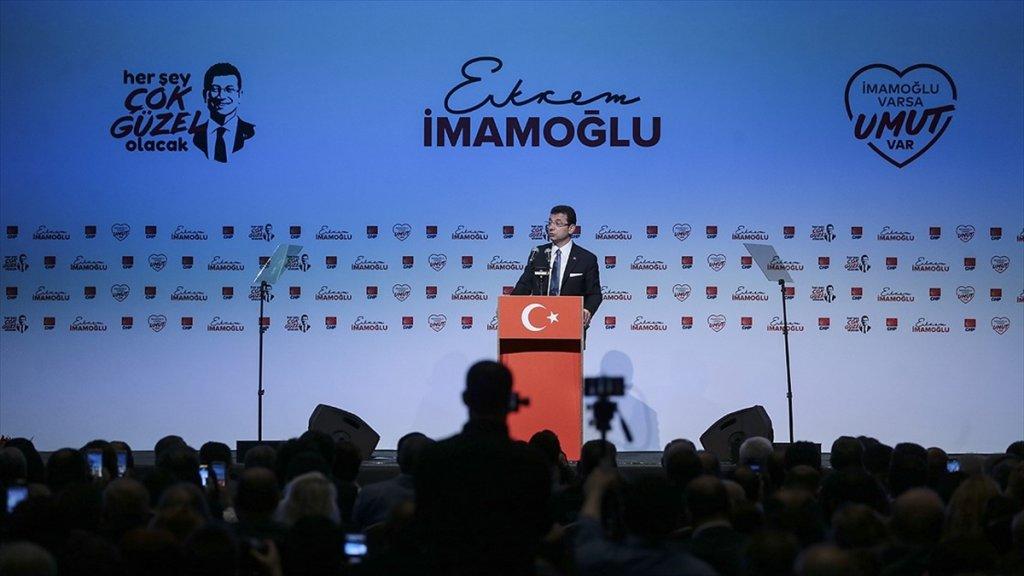 İmamoğlu Seçim Kampanyası Yol Haritasını Açıkladı