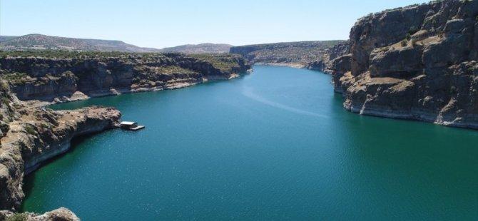 'Saklı Cennet' Takoran Vadisi'ne Turist İlgisi büyüyor