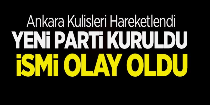 Ülkem Partisi Resmen Kuruldu : Ankara'da hareketlilik
