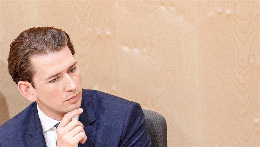 Avusturya'da Başbakan Kurz'un Görevine Son Verildi