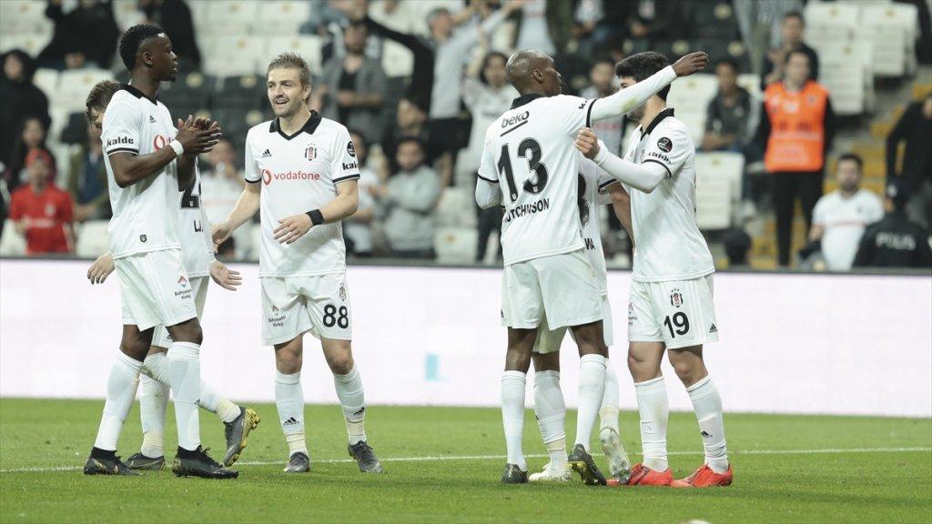 En Golcü Yedekler Beşiktaş'ın