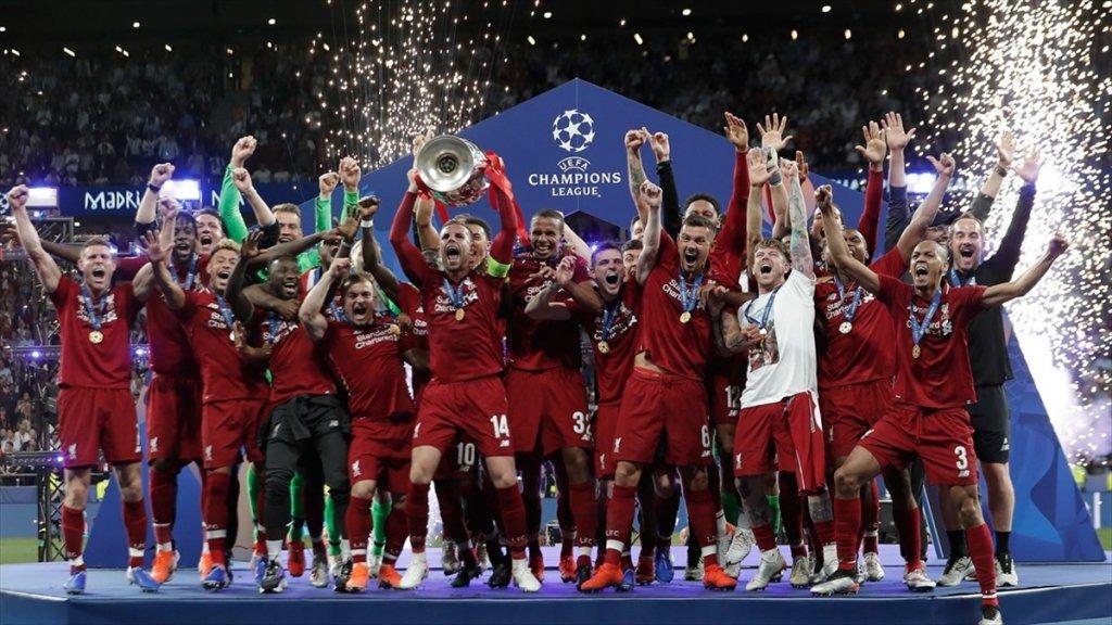 Avrupa'nın En Büyüğü Liverpool Oldu