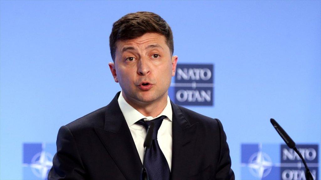 'Ukrayna Rusya İle Müzakerelere Hazır'