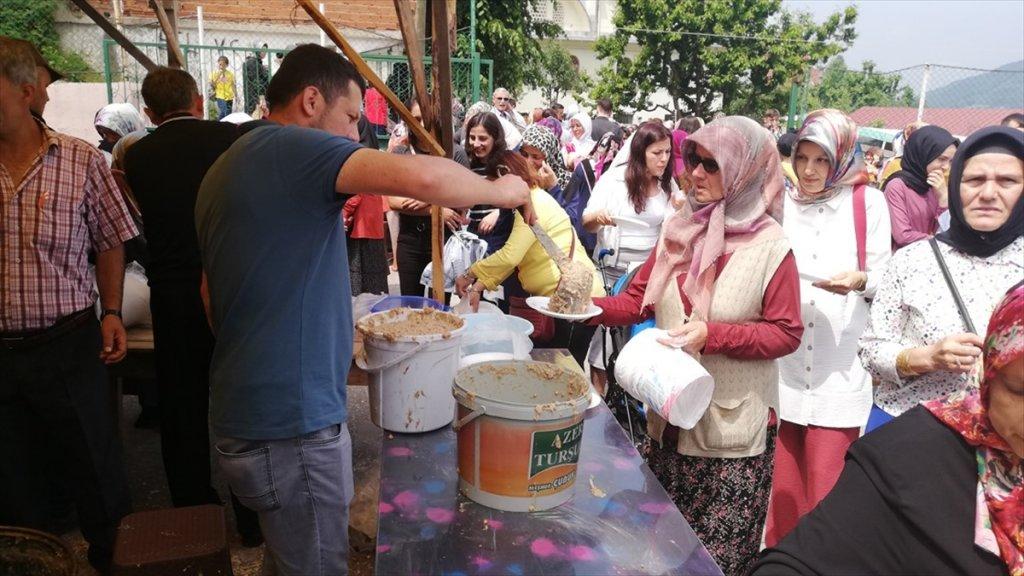 Mahallelileri 111 Yıldır 'Keşkek' Bir Araya Getiriyor