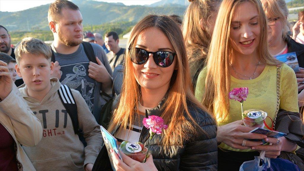 Ukraynalı Turist Sayısı 1,5 Milyonu Aşacak