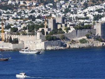 Tatil Cenneti Bodrum Yerli Turistle 'Bayram' Ediyor