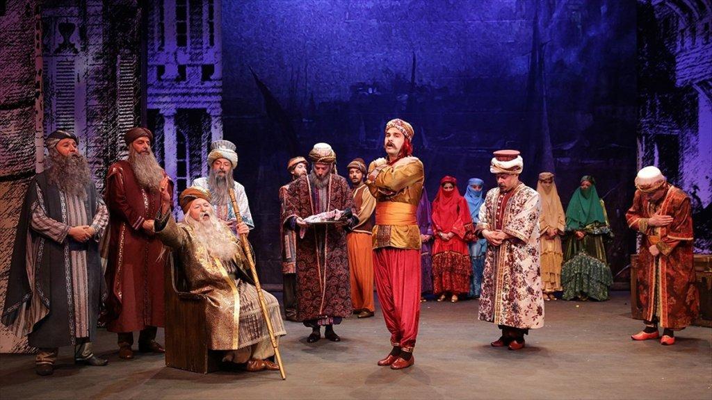 Nöbetçi Tiyatro'da 'Kaşıkçılar' Sanatseverlerle Buluşacak