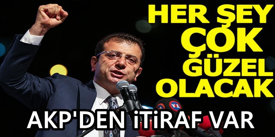 AKP'li isimden 'Her şey çok güzel olacak' itirafı
