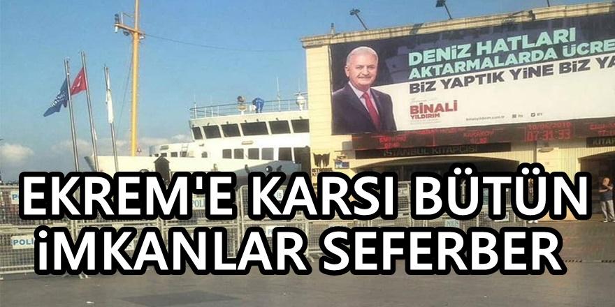 'AKP'yi görmeden geçmek yok!'