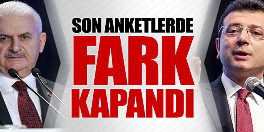 'İmamoğlu halen önde; Ak Parti'de bir panik var'