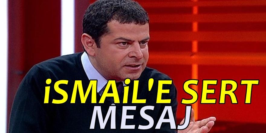 Cüneyt Özdemir'den İsmail Küçükkaya'ya: ''Son sorusu