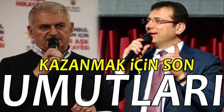 AKP'nin son umudu yüzde 5'te!