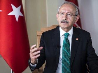 Kılıçdaroğlu: Bu Haksızlığın Telafi Edilmesi Lazım