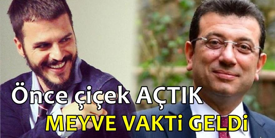 Mehmet Günsür'dan İmamoğlu'na destek