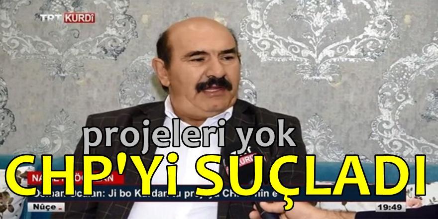 TRT teröristbaşı Öcalan'ın kardeşi ile röportaj yaptı